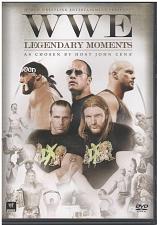 Buy WWE - Legendary Moments As Chosen By John Cena (DVD, 2010)