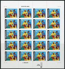 Buy 1999 33c Kwanzaa, African Americans, Sheet of 20 Scott 3368 Mint F/VF NH