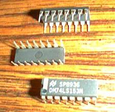 Buy Lot of 25: National Semiconductor DM74LS153N