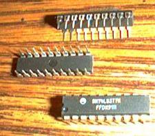 Buy Lot of 15: Motorola SN74LS377N