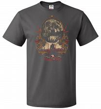 Buy The Vampire's Killer Unisex T-Shirt Pop Culture Graphic Tee (4XL/Charcoal Grey) Humor