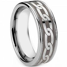 Buy coi Jewelry Titanium Wedding Band Ring