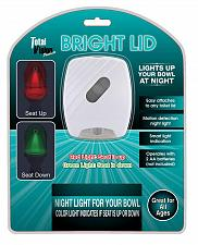 Buy :10720U - Bright Toilet Lid Night Light w/Motion Sensor