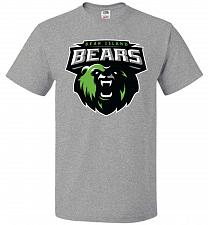 Buy Game of Thrones Inspired Bear Island Bears Sports Parody Adult Unisex T-Shirt Pop Cul