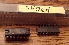 Buy Lot of 14: Texas Instruments SN7406N