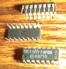 Buy Lot of 25: Motorola MC10H174PDS