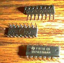 Buy Lot of 25: Texas Instruments SN74LS366AN
