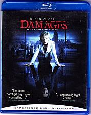 Buy Damages - The Complete First Season (Blu-ray Disc, 2008, 3-Disc Set)