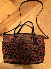 Buy COACH Leapord Print Handbag Bag Cross Body