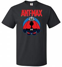 Buy Ant-Max Unisex T-Shirt Pop Culture Graphic Tee (2XL/Black) Humor Funny Nerdy Geeky Sh