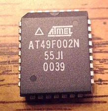 Buy Atmel AT49F002N-55JI