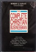 Buy The COMPLETE CHRISTIAN BUSINESSMAN :: 1991 HB w/ DJ