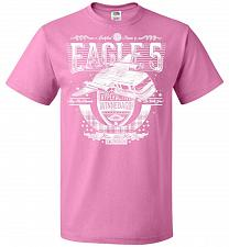 Buy Eagle 5 Hyperactive Winnebago Unisex T-Shirt Pop Culture Graphic Tee (4XL/Azalea) Hum