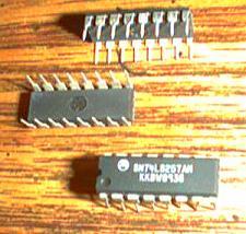 Buy Lot of 25: Motorola SN74LS257AN