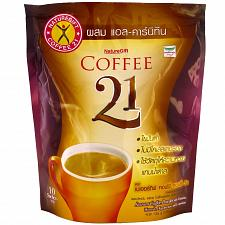 Buy Naturegift Coffee 21 With L-Carnitine Vitamins Weight Loss Formula 10 Sachets