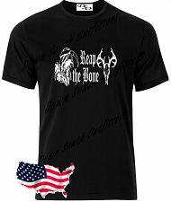 Buy Reap The Bone T Shirt Hunting Archery Bow Hunt Deer Small - 6X (16 Tee Colors)