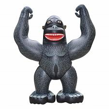 Buy Inflatable Gorilla Huge zoo animal jungle forest museum party