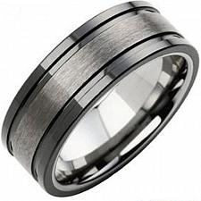 Buy OI Tungsten Carbide Wedding Band Ring - TG3779(Size US7.5)