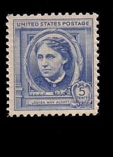 Buy 1940 5c Louisa May Alcott, American Novelist Scott 862 Mint F/VF NH