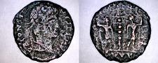 Buy 337-350AD Ancient Roman Imperial AE Centenionalis - Constans & Constantine II