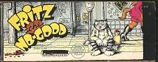 "Buy Robert Crumb's FRITZ THE NO-GOOD Underground Comix 11""x4"" Booklet 1stPrintJune72"