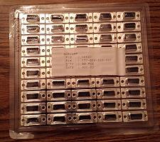 Buy Lots of 50: NorComp 171-009-202-001 D-Sub Female Connectors :: FREE Shipping