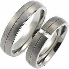 Buy coi Jewelry Titanium Ring - JT1370(With Stone, Size US7)?