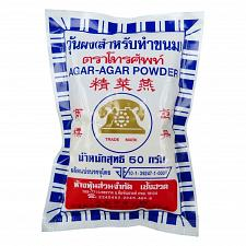Buy Telephone Brand Agar Agar Powder 50 grams