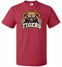 Buy Walking Dead Kingdom Tigers Sports Parody Adult Unisex T-Shirt Pop Culture Graphic Te