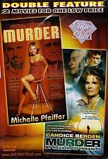 Buy 2movie DVD Power,Passion MURDER by Reason of Insanity Candice BERGEN Eli WALLACH