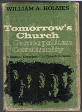 Buy TOMORROW'S CHURCH :: Cosmopolitan Community :: 1968 HB :: FREE Shipping