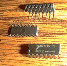 Buy Lot of 25: Fairchild 74ACT175PC