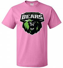 Buy Game of Thrones Inspired Bear Island Bears Sports Parody Adult Unisex T-Shirt Pop Cul