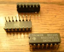 Buy Lot of 25: Texas Instruments SN74LS85J