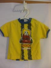 Buy Toddlers Tonka Chuck The Dump Truck yellow T Shirt 12 Months 100% cotton