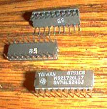 Buy Lot of 9: Texas Instruments SN74LS240J KS21726L17