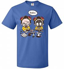 Buy My First Science Kit Unisex T-Shirt Pop Culture Graphic Tee (6XL/Royal) Humor Funny N