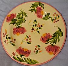 Buy 2 Paula Deen Peony Patch Salad Plates 9 5/8 Inch