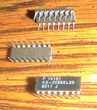 Buy Lot of 12: Fairchild 74191 KS-20969L20