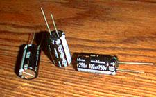 Buy Lot of 34: Nichicon 100uF 250V Radial Electrolytic Capacitors :: FREE Shipping