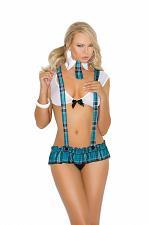 Buy Campus Flirt Mesh Cami Top & pleated Mini Skirt #8918 Elegant Moments