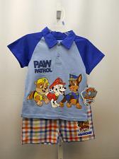 Buy Paw Patrol Infant Baby Boys Short Set Size 0/3 Months Short Sleeve
