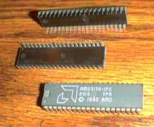 Buy Lot of 6: AMD AM9517A-1PC