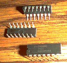 Buy Lot of 50: Fairchild 7404PC