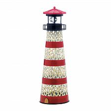 Buy *18325U - Metal LED Light Up Lighthouse