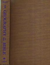 Buy The GEOGRAPHY of the BIBLE :: 1957 HB