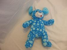 Buy 15 Inch Blue Rabbit Teddy Mountain Plush