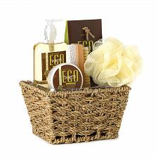 Buy *15300U - Verbena Eco Purity Spa Bath Gift Basket Set