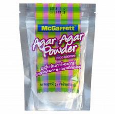 Buy McGarrett Agar Agar Powder 50 grams