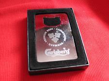Buy Carlsberg Beer Bottle Opener NEW in Gift Box Great for the Man Cave Garage Bar